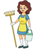 Search results for ady. Chore clipart household chore