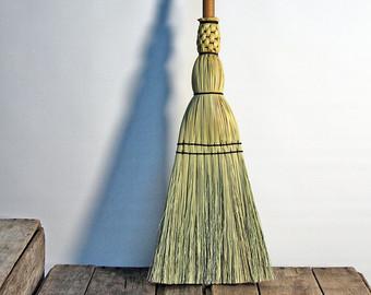 Broom cobwebber