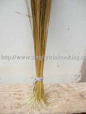 How to make a. Broom clipart coconut