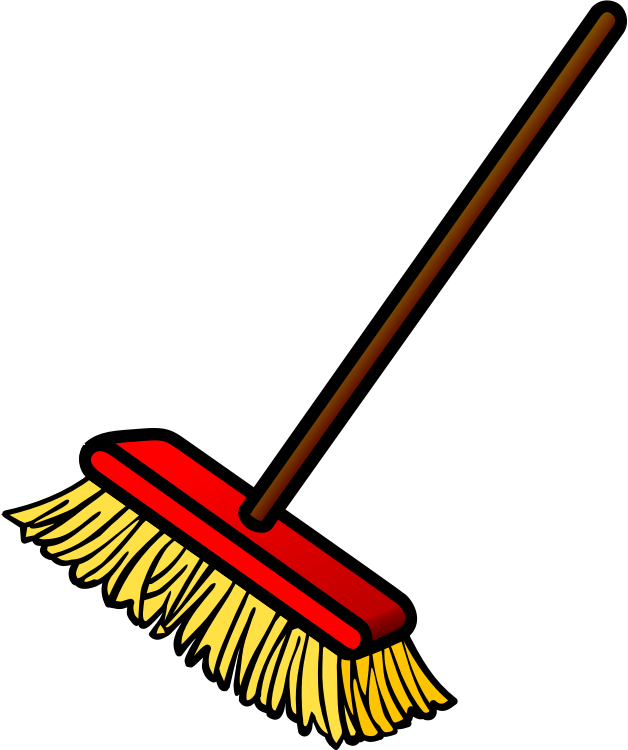 collection of high. Maid clipart broom