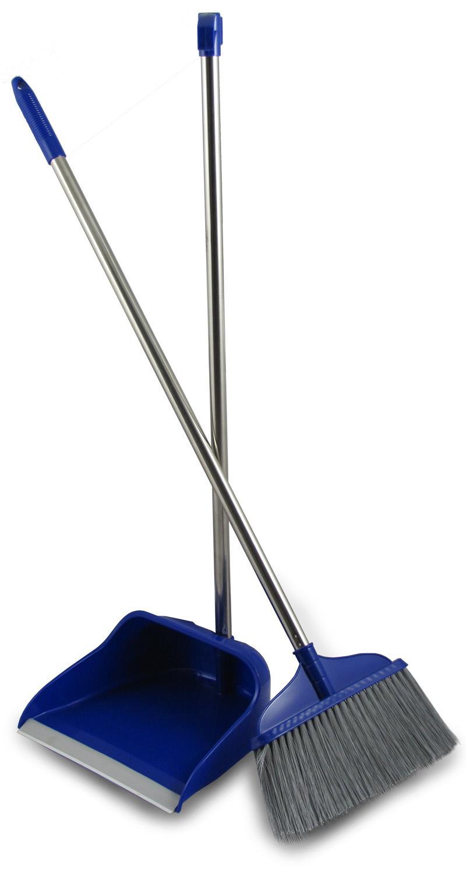 Broom clipart dustpan. Neat quickie bulldozer push