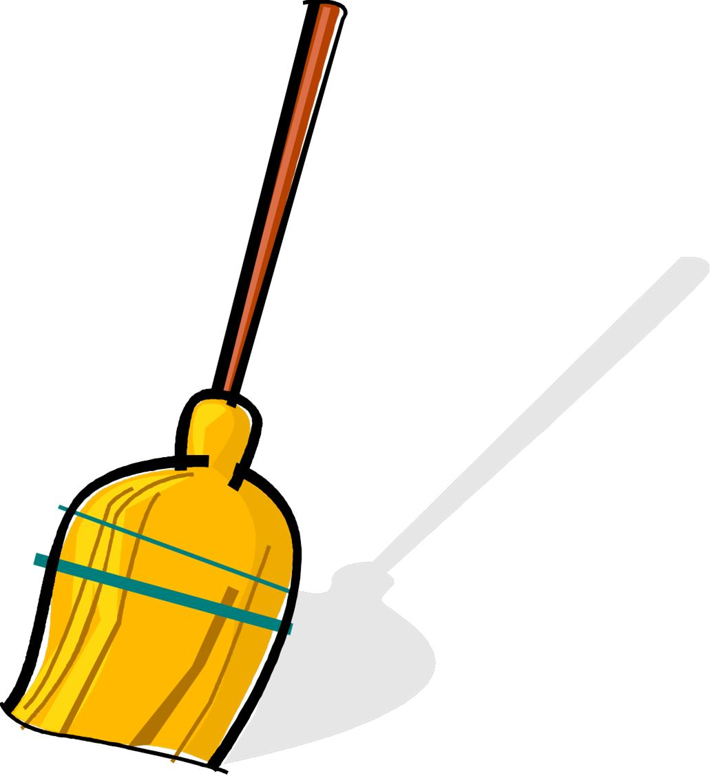 Broom Clipart Fancy Broom Fancy Transparent Free For