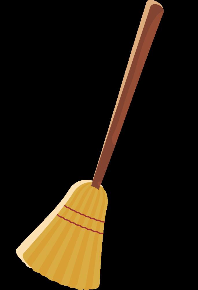 Broom fancy