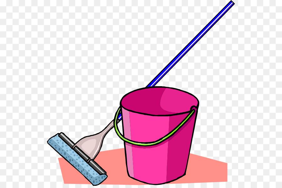 Broom clipart mop. Floor cleaning buffer clip