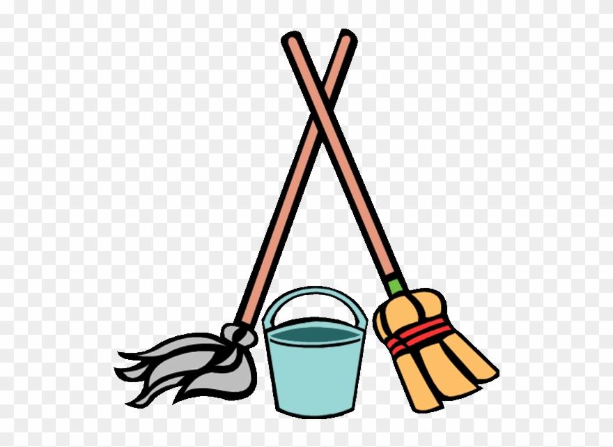 No free jealous estampas. Housekeeping clipart broom