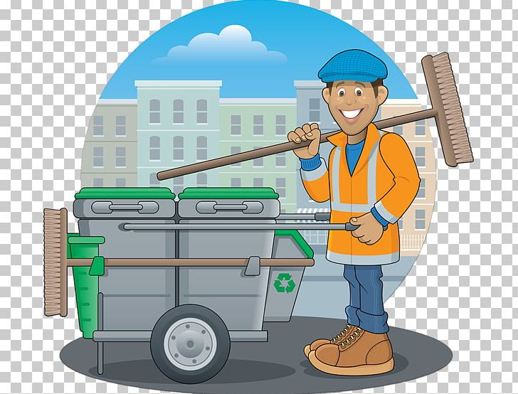 Png broom cartoon . Cleaning clipart street sweeper