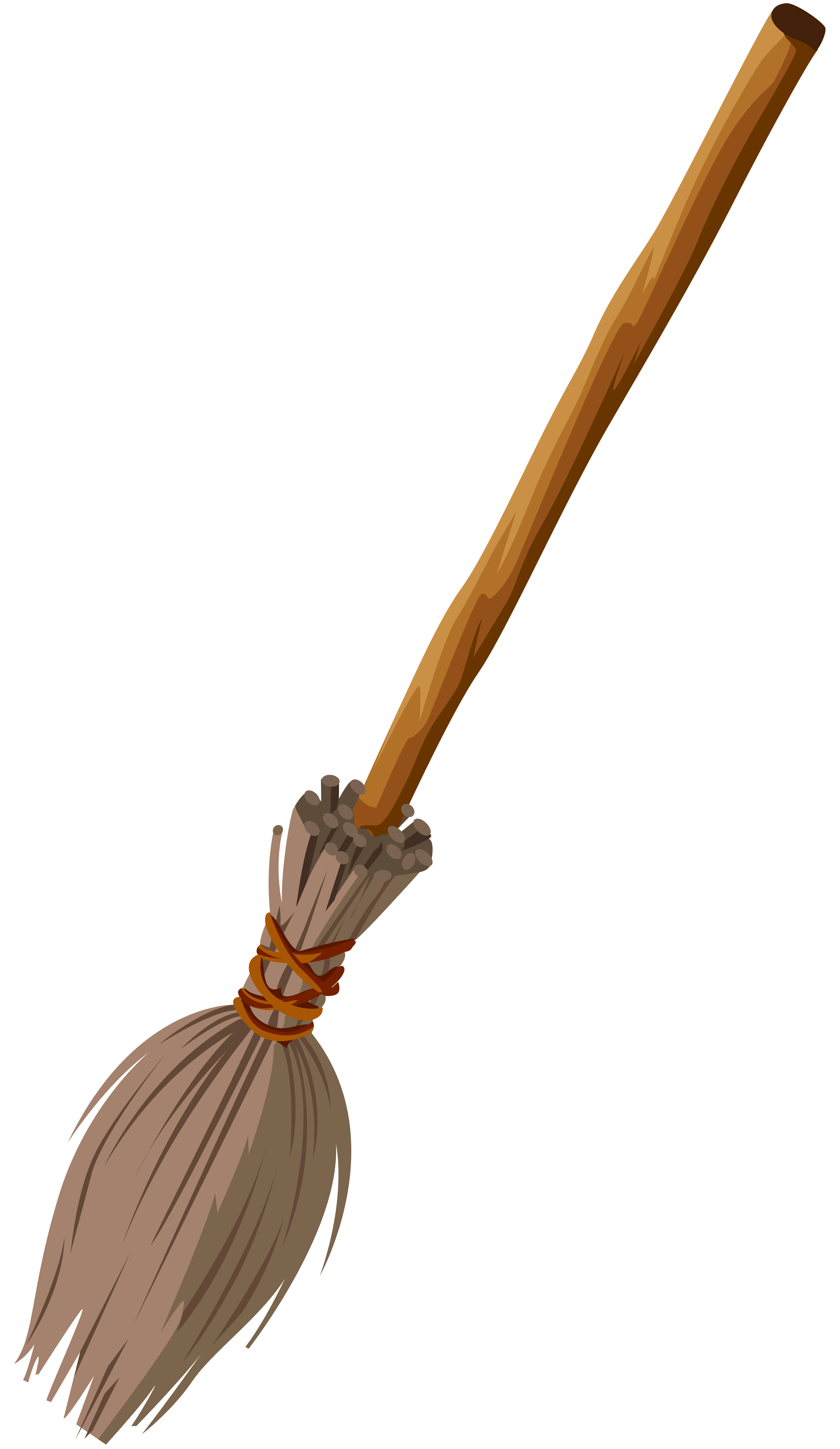 Transparent clip art png. Witch clipart broom