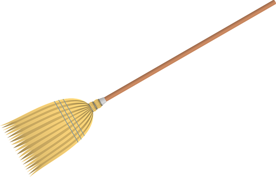 Clean clipart broom. Png images free download