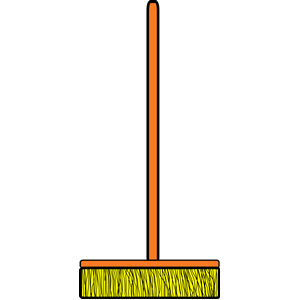 Broom clipart vector. Cliparts of free download