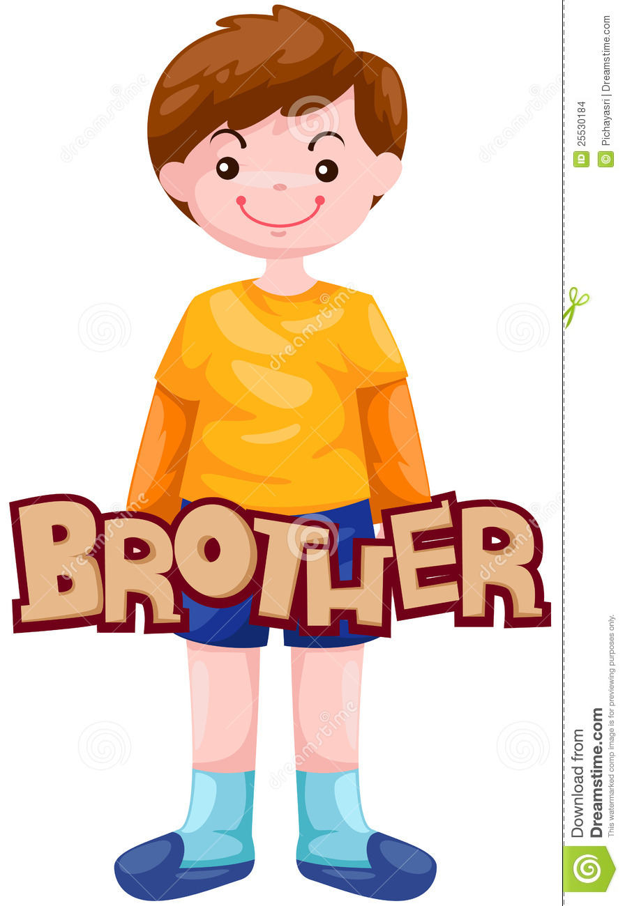 Brother clipart. Brothers clip art free