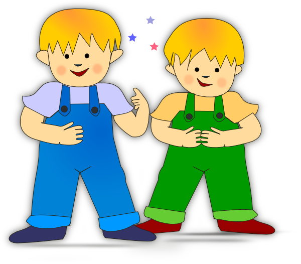 Group clipart two. Sweet kids clip art
