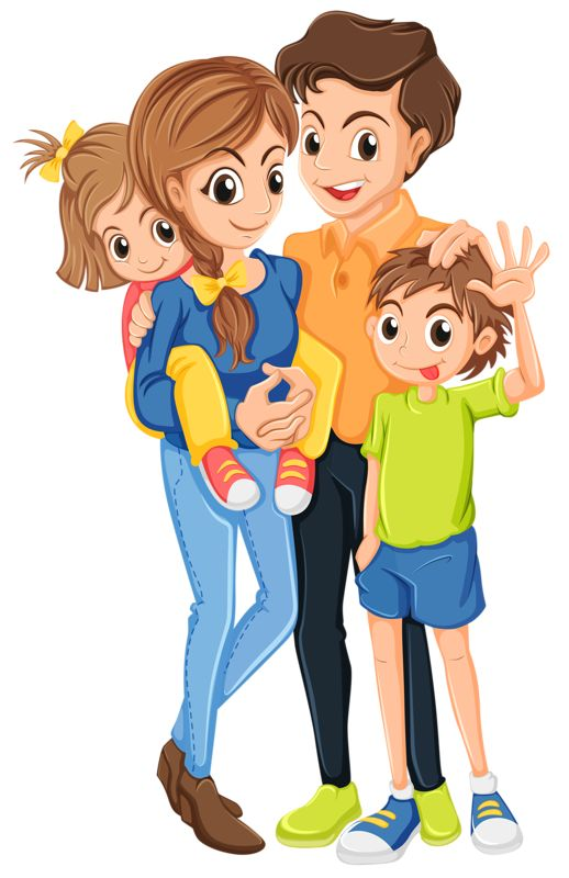 best familia images. Brother clipart adolescent