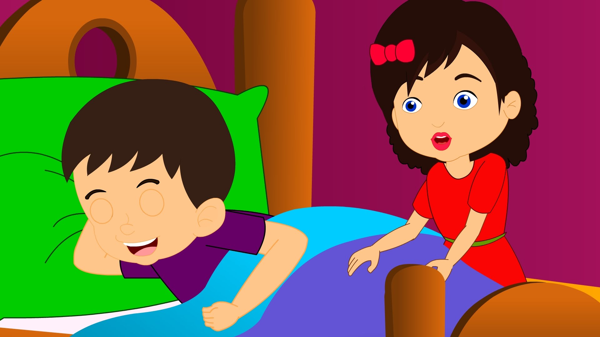 Are you sleeping john. Brother clipart animated