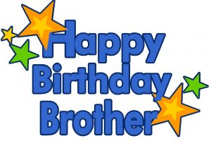 Brothers clipart happy birthday. Brother station