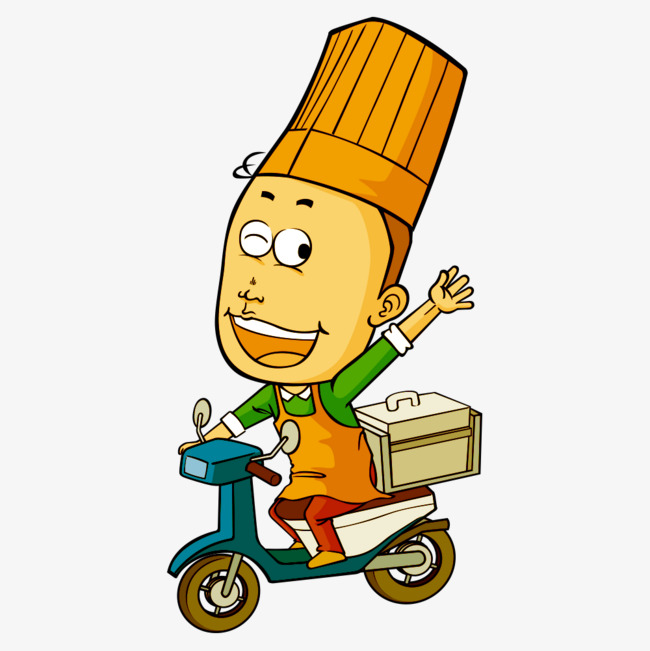 Motorcyclist a motorcycle food. Brother clipart bro