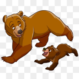 Free download koda animation. Brother clipart brother bear