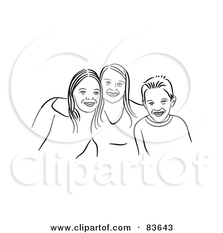 Cousins clip art free. Brothers clipart cousin