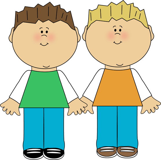 Clip art images. Brothers clipart family