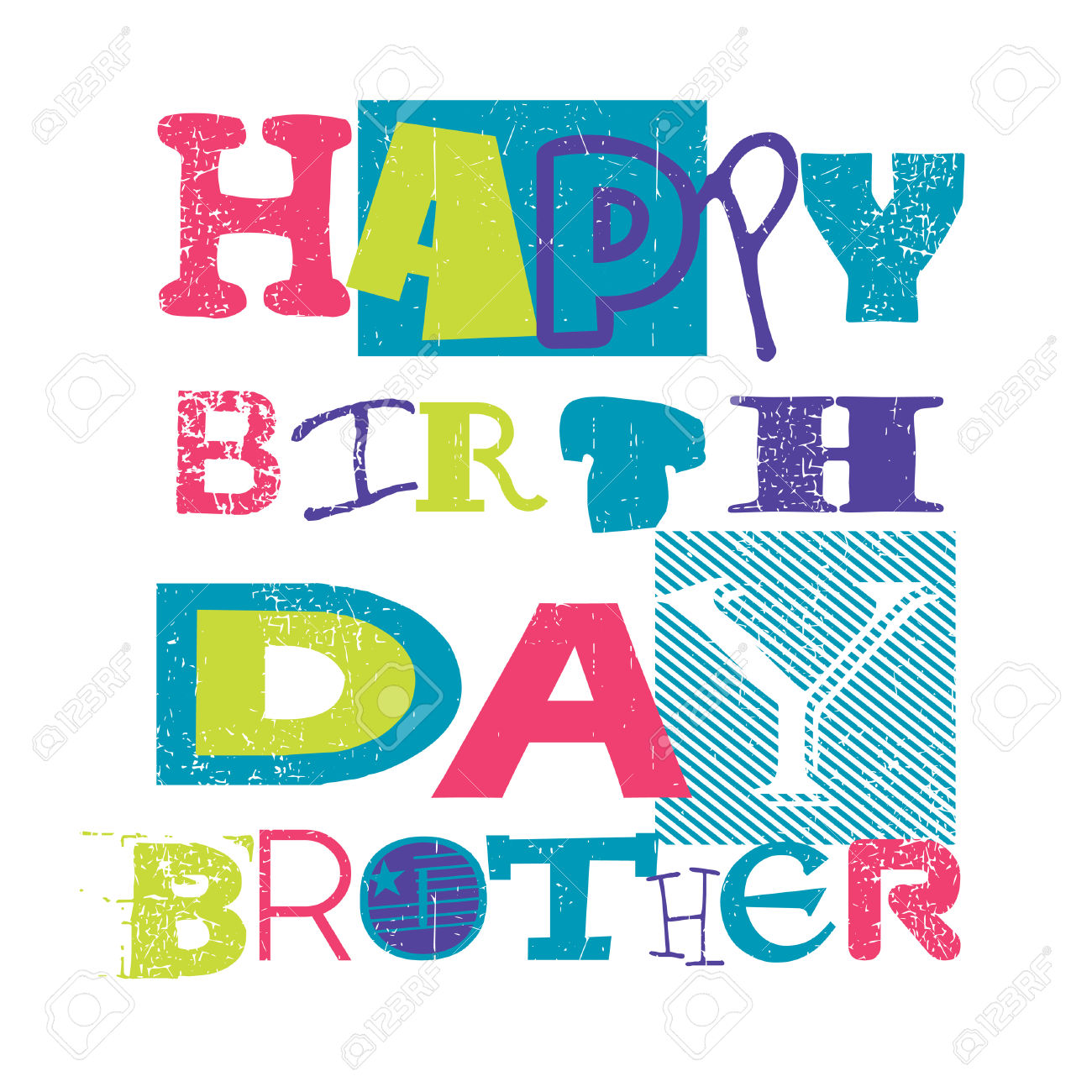 Brother tale related for. Brothers clipart happy birthday