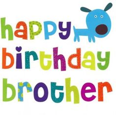 brothers clipart happy birthday