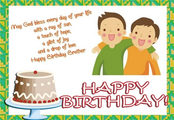 Brother best wishes happybirthdayforabrother. Brothers clipart happy birthday