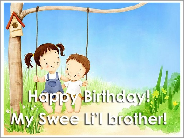 unique greetings with. Brothers clipart happy birthday