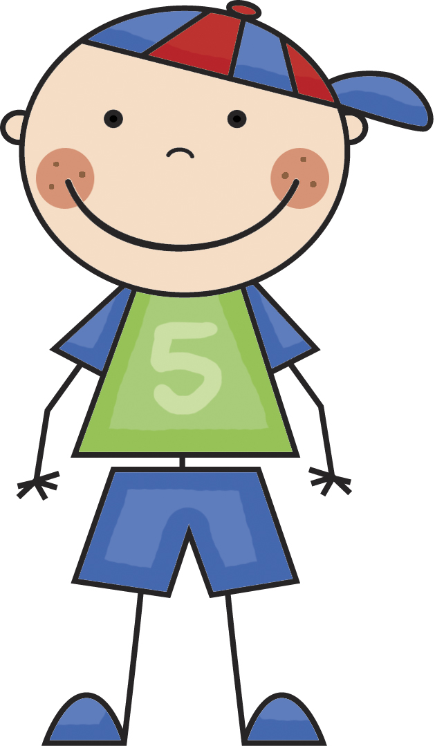 Little brother . Brothers clipart student