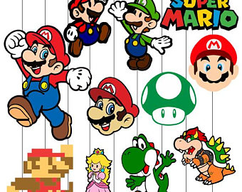 Bros free download best. Brother clipart mario bro