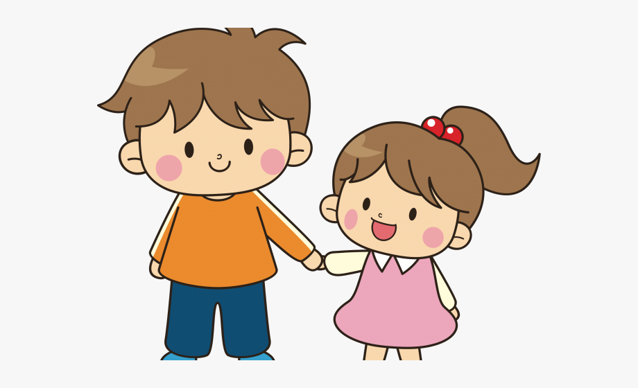 Brothers clipart old brother. Sibling and sister cliparts