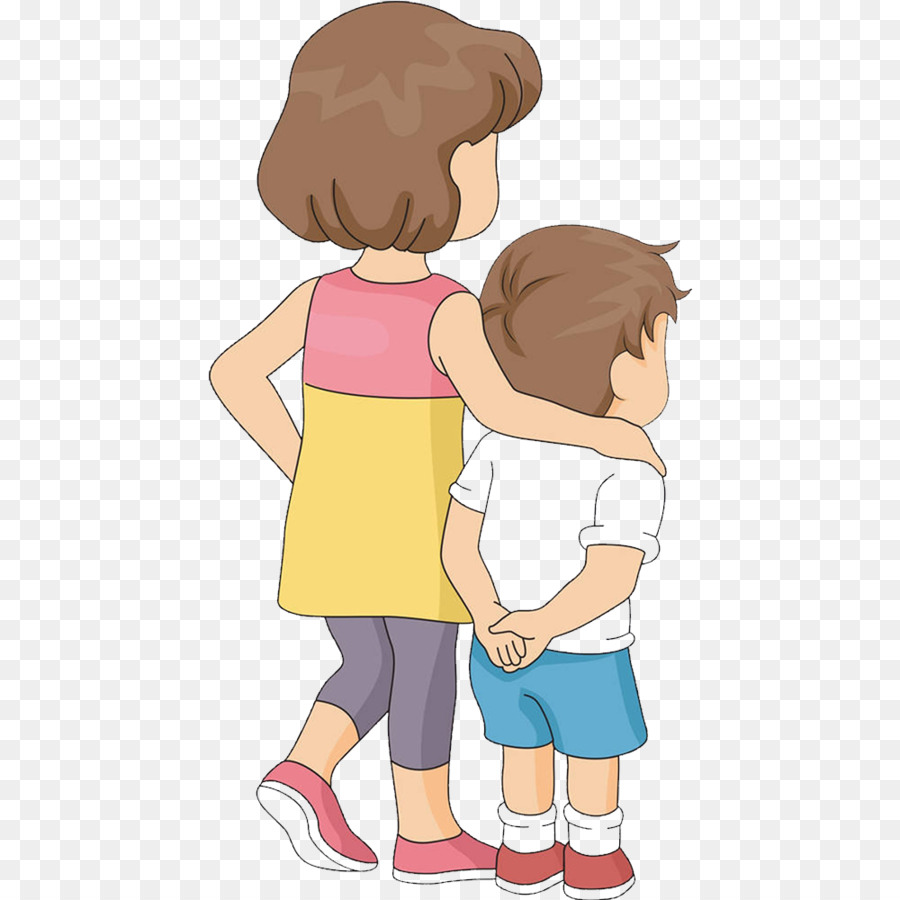 Brothers clipart sibling. Brother drawing clip art