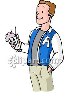 Teenage . Brother clipart student