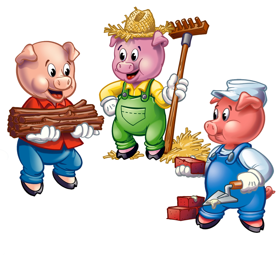 How are cabling companies. Race clipart pig
