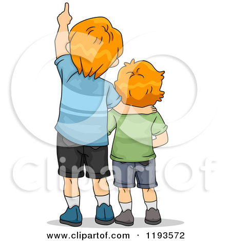 brothers clipart two brother