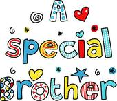 Brother panda free images. Brothers clipart word