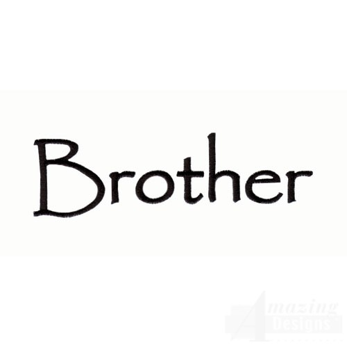 Brothers clipart word. Brother