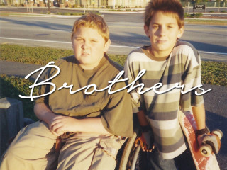 Brothers clipart adolescent. Documentary indiegogo jt was