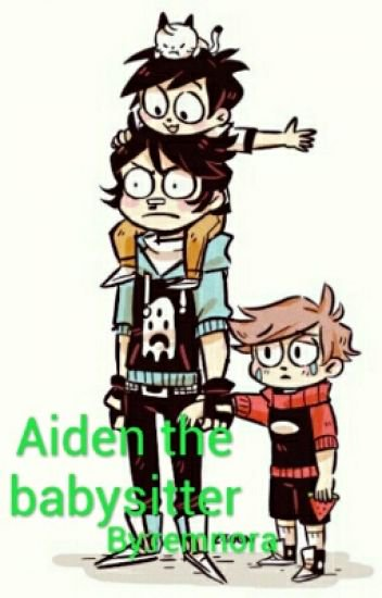 Au knt aiden the. Brothers clipart babysitting