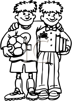 Brother free download best. Brothers clipart black and white