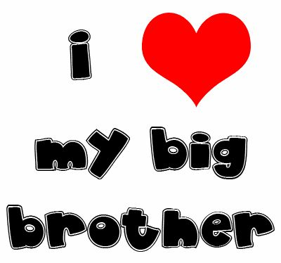 best if i. Brothers clipart brother elder