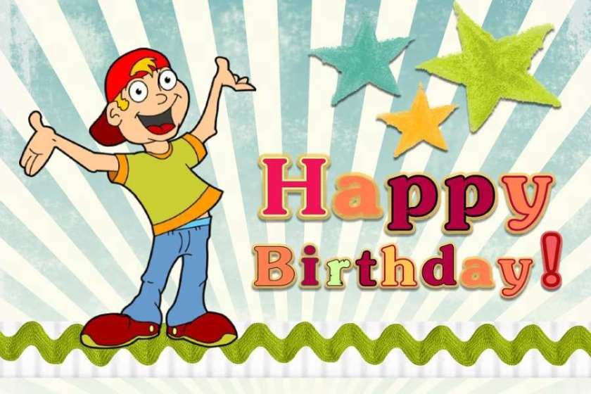 Brothers clipart brother elder.  happy birthday wishes