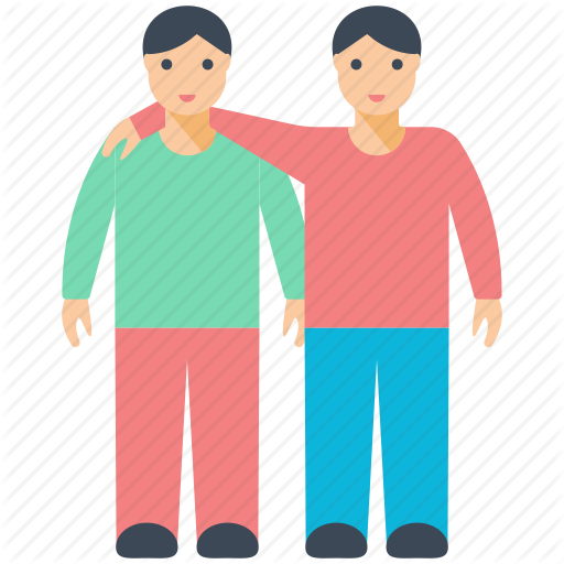 Brothers clipart brotherly love.  family by prosymbols