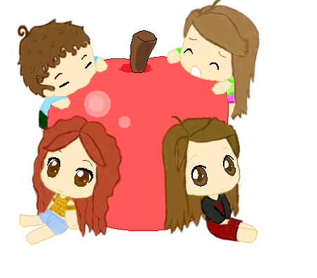 My brother sister and. Brothers clipart cousin