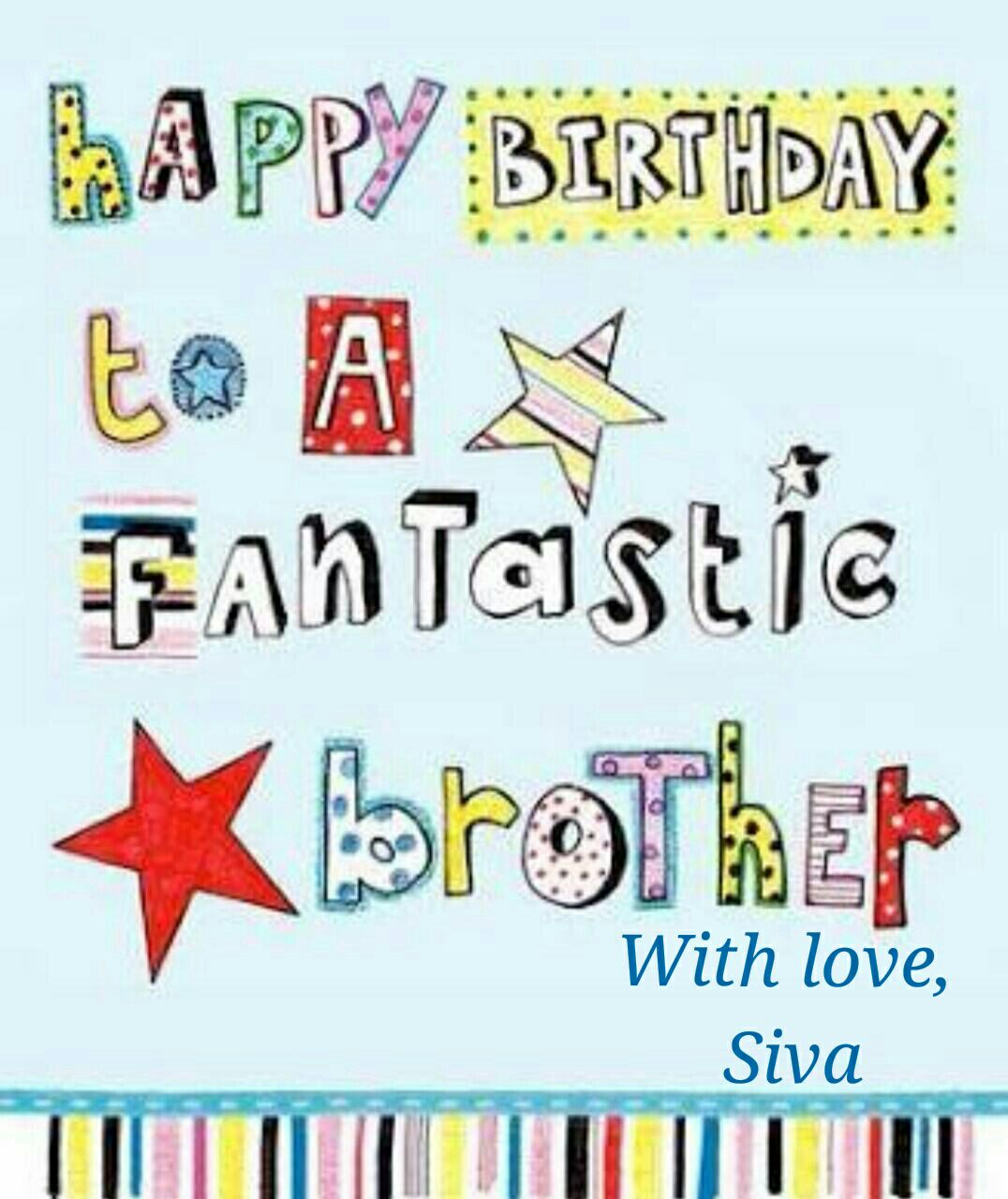 Brothers clipart happy birthday, Brothers happy birthday
