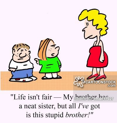 Annoying siblings cartoons and. Brothers clipart sibling