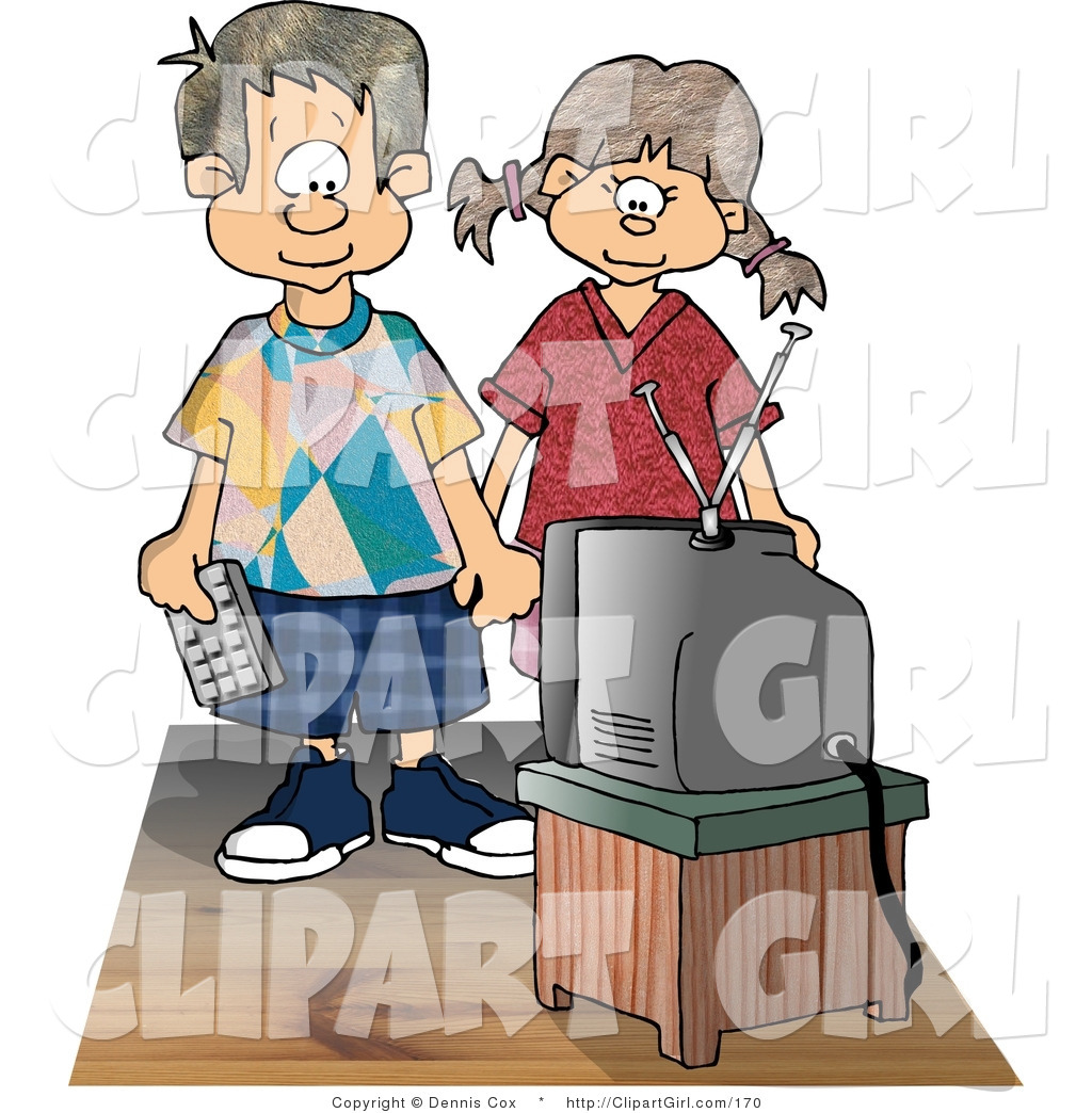Brothers clipart standing. Clip art of a
