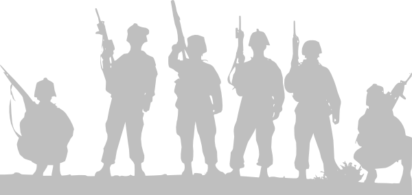 Brothers clipart standing. Band of clip art