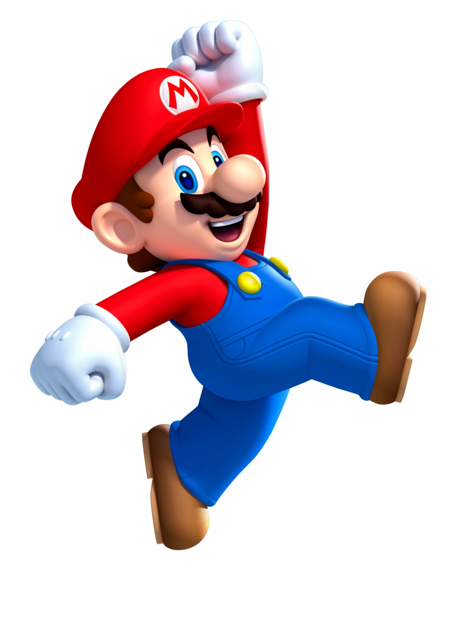 Brothers clipart two brother. Mario bros super icon