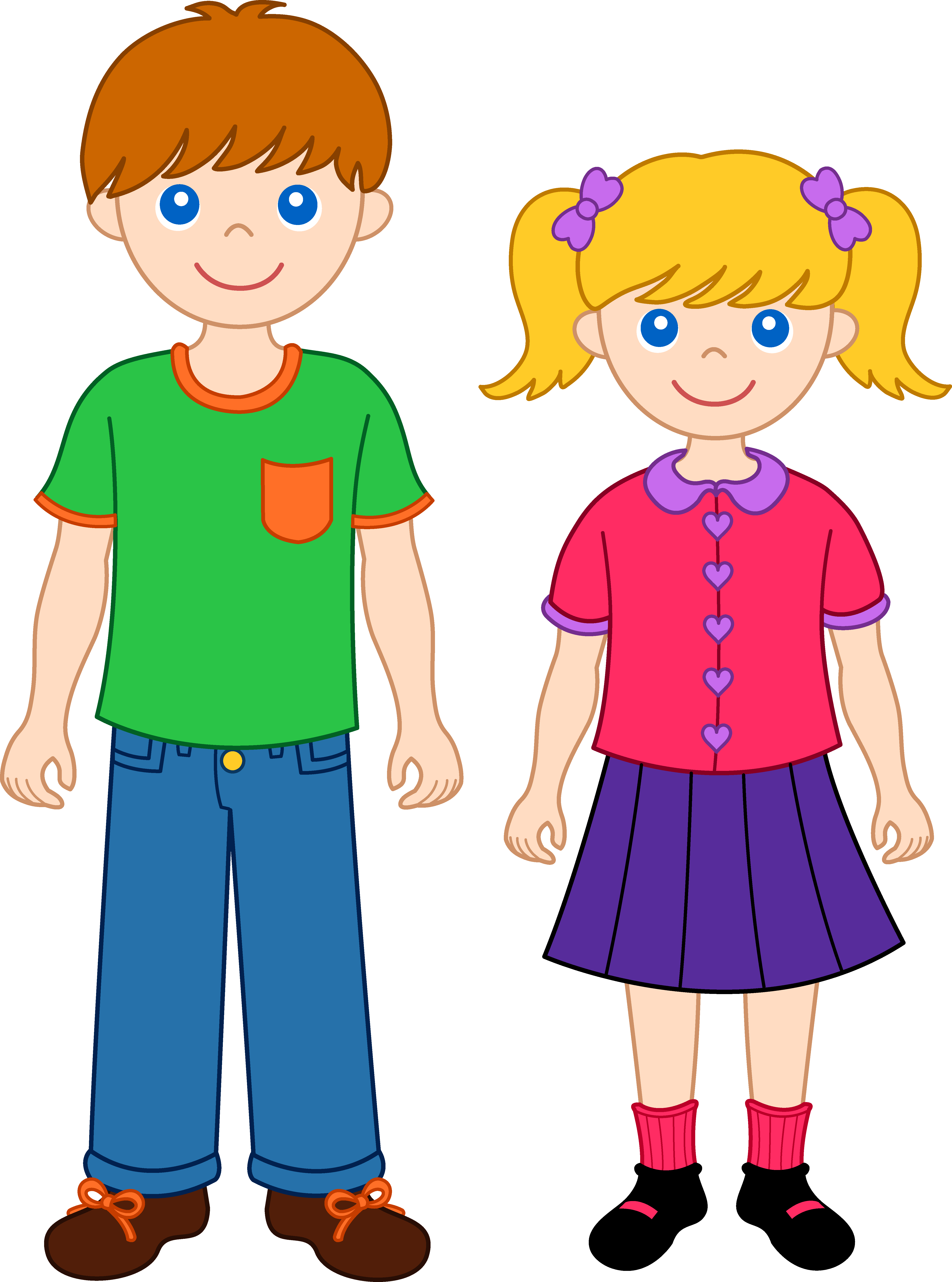Young clipart sister. Brothers clip art free