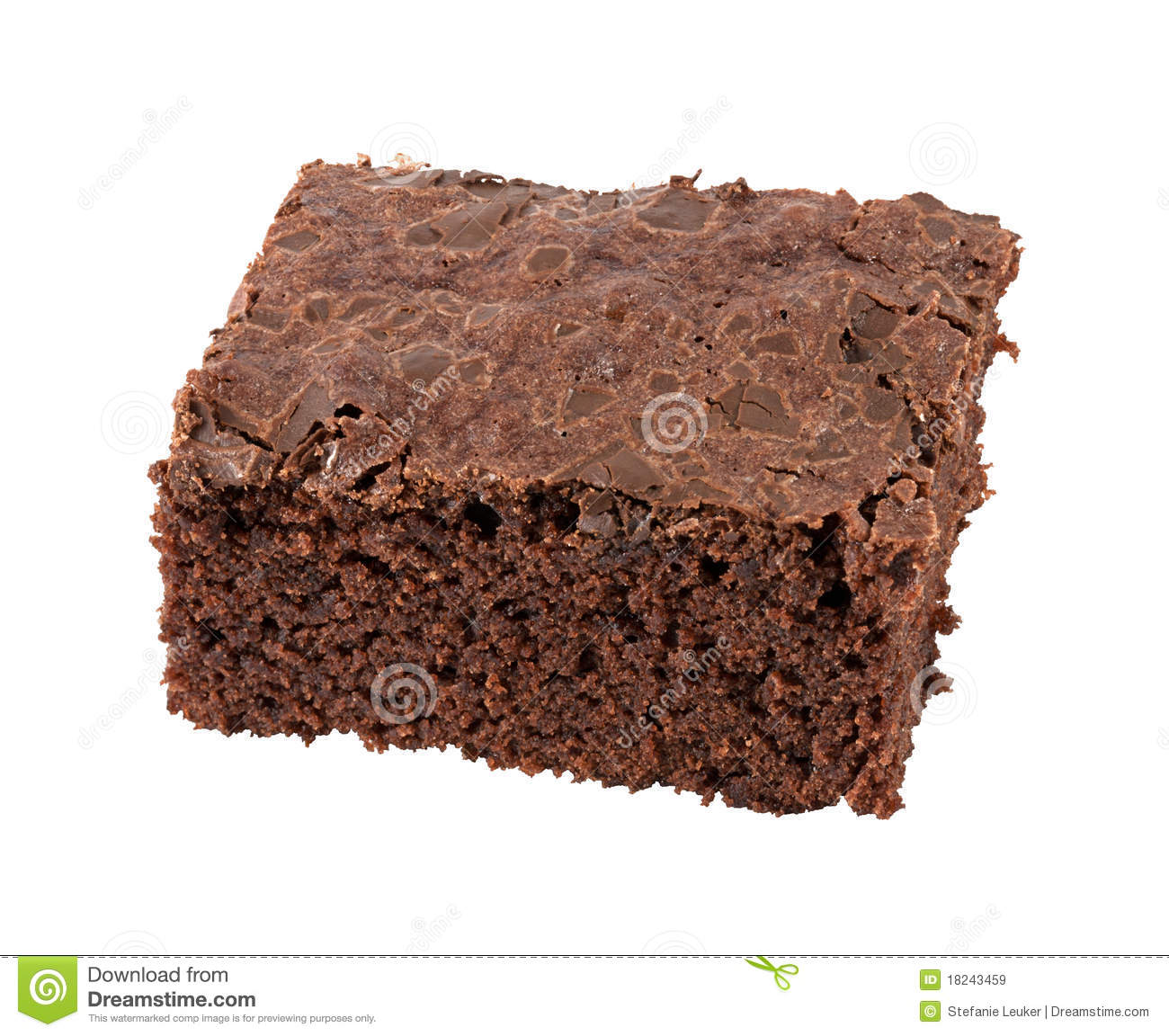 Brownie clipart. Clip art