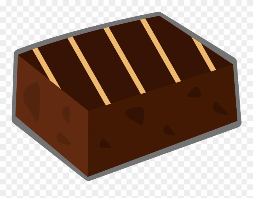 Wood pinclipart . Brownies clipart plain